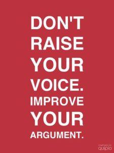 don't raise